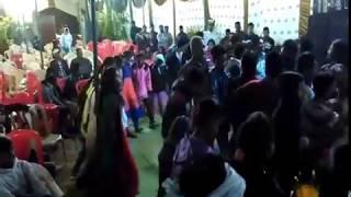 Reshma hi benja nu tukupani||| new jashpuriya//KUNKUKURIYA CHAIN DANCE// Ashwin tigga songs