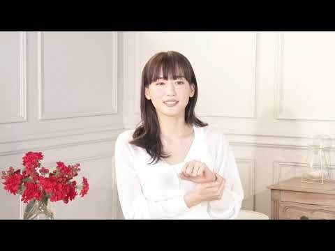 綾瀬はるか出演/「セイコールキア」ウェブ動画「LUKIAYASE2020」インタビュー