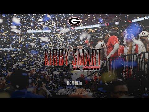 UGA Football: Ep 13 Kirby Smart All Access vs Auburn_SEC Championship Game: 2017