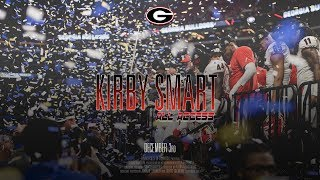 UGA Football: Ep 13 Kirby Smart All Access vs Auburn_SEC Championship Game: 2017