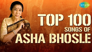 Top 100 songs of Asha Bhosle | ??? ????? ?? 100 ???? | HD Songs | One Stop Jukebox