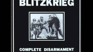 Blitzkrieg - Whole World In Flames