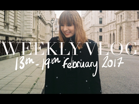 Weekly Vlog | Big Surprises and London Fashion Week