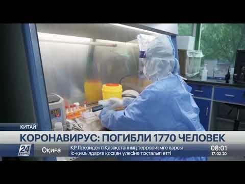 Число жертв нового типа коронавируса в мире достигло 1770 человек