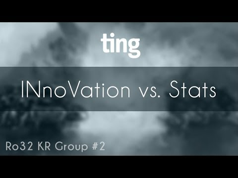 INnoVation vs. Stats - TvP - TING Open Season 4 Ro32 KR Group #2