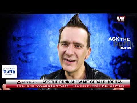 Ask the Punk: Darum sind ETF's ein tolles Instrument für Anleger!