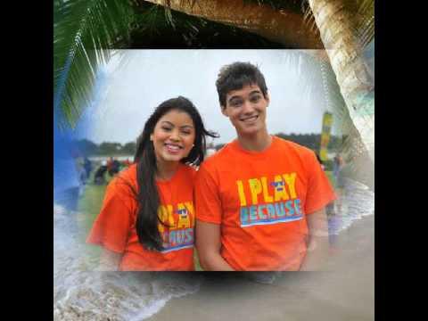 Nick merico and Paola andino