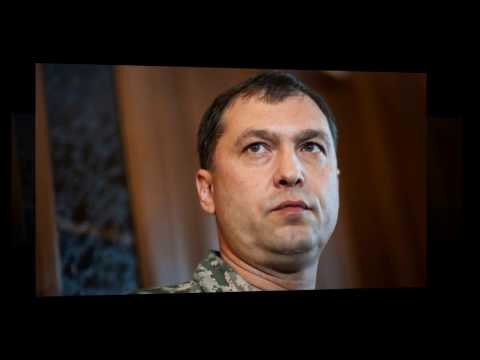 (Вале́рий Дми́триевич Бо́лотов)Valery Bolotov, Russian militant leader dead at age of 46