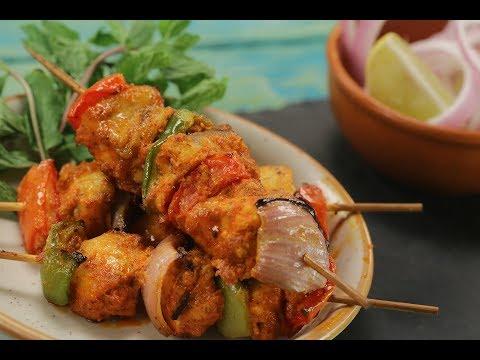 Fish Tikka | Sanjeev Kapoor Khazana
