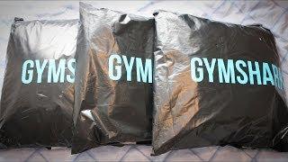 GYMSHARK Sponsorship and Unboxing!