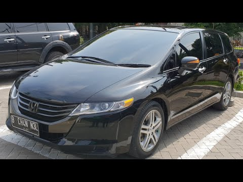 In Depth Tour Honda Odyssey [RB3] (2010) - Indonesia