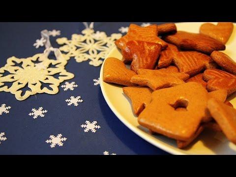 Vánoční perníčky - měkké hned po upečení - YouTube d0dc3184ae