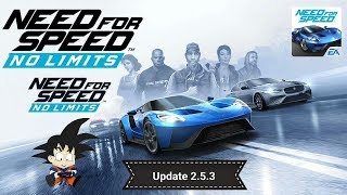 Need For Speed No Limits Android New Update 2.5.3 Ford Shelby GT500 13 Jaguar XE SV Project 8 17