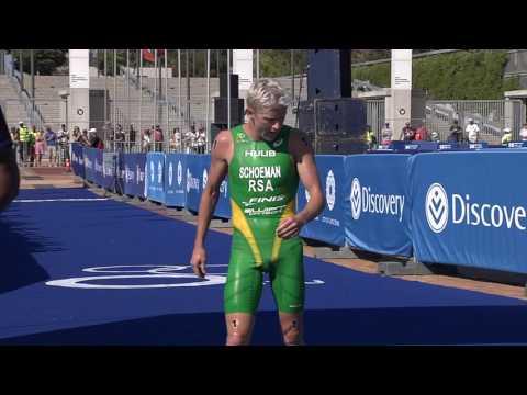 2017 Cape Town ITU World Cup - Elite Men's Highlights