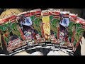 Opening Eight Random Yugioh Booster Packs After a Trip to Locals