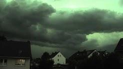 Unwetter Pfingsten 2014 Mönchengladbach