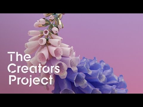 Jonathan Zawada on Flume, Flowers, and Making Mathematics Beautiful  | Visionaries, Episode 1
