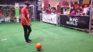 LFC World - C Seow vs Robokeeper