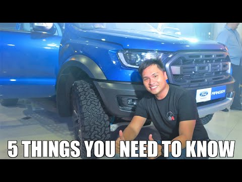 Ford Ranger Raptor| Public Release | Philippines