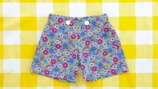 Sew Shorts Or Pants With A Flat Front