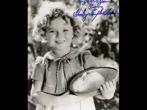 Shirley Temple  wants a Hippo for Christmas