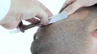 How to do a Straight Razor Shave and Beard Trim by Pacinos The Barber thumbnail