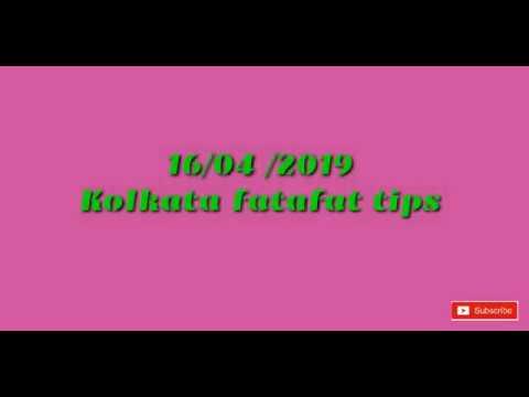 Kolkata Fatafat Details