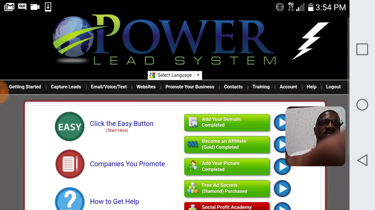 power lead system free review lead lightning marketing with pls