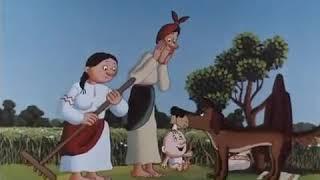 Шикарный мультфильм СССР ,дружба собаки и волка!!!смотри