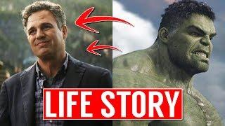 Sad Life Story of Mark Ruffalo | Avengers Endgame Hulk / Bruce Banner