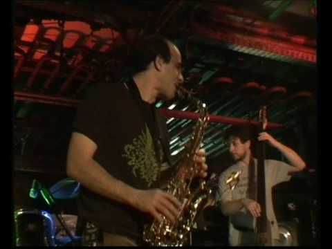 Gutbucket - C'mon It's Just a Dollar - live on MS Stubnitz in Amsterdam