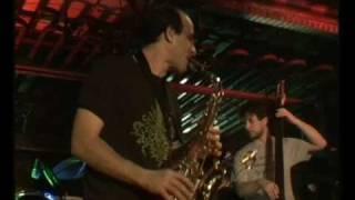 Gutbucket - C'mon It's Just a Dollar - live on MS Stubnitz in Amsterdam