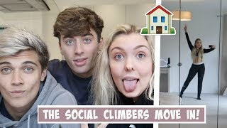 The Social Climbers OFFICIAL Moving Day!