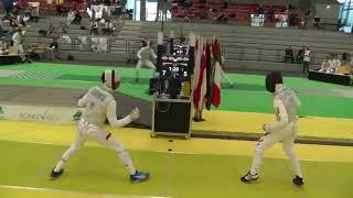 47  Loewe von Bonn Team World Cup T16 POL vs CHN