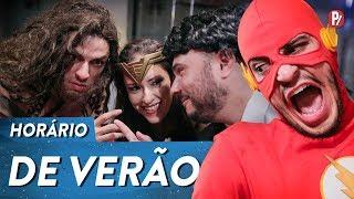 HORÁRIO DE VERÃO | PARAFERNALHA