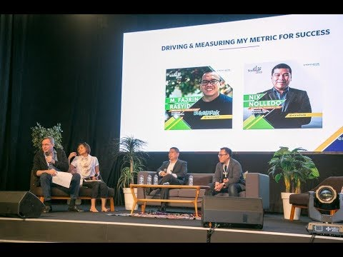 Scale Up Asia Conference 2018 - Session 10 - Driving and Measuring My Metric of Success