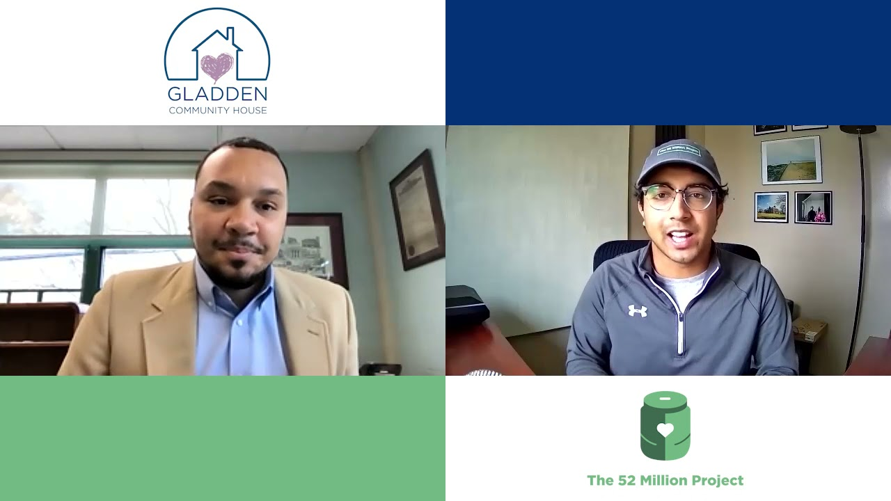 Gladden CEO Discusses Poverty with The 52 Million Project Podcast