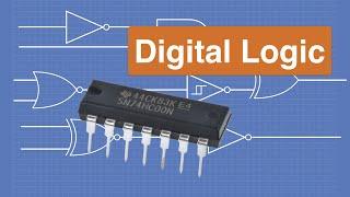 Using Basic Logic Gates - With \u0026 Without Arduino