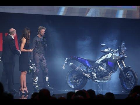 Yamaha Tenere   - Unveiling and very first walkaround