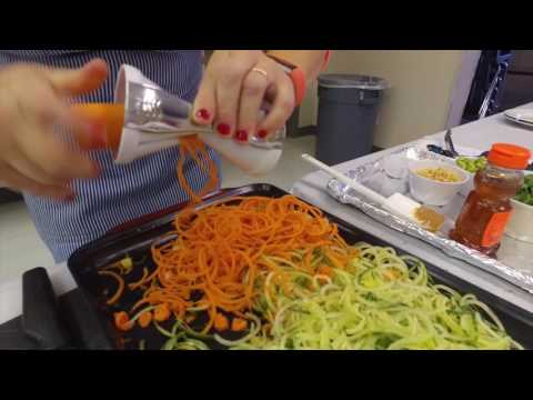 Arlington Eats:  Learn Healthy Cooking at Robin's Cooking Class
