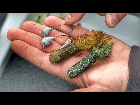 Mark Zona On Power Fishing A Tube For Bigger Bass