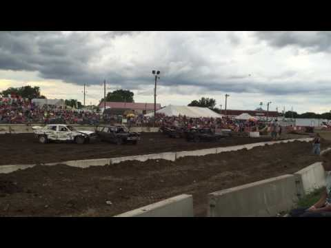 Mchenry county fair derby 8-7-16