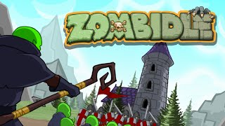 Zombidle Game | Clicker Games for kids | Mopixie.com