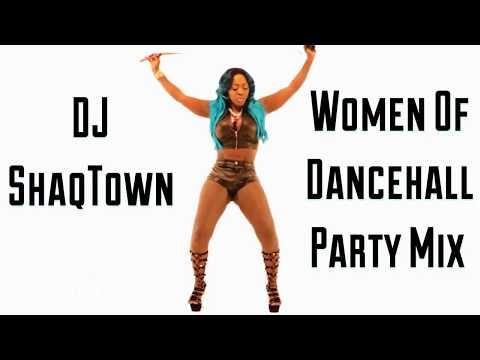 Dancehall Mix Ft: Spice, Ishawna, Shenseea and More! DJ ShaqTown