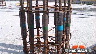 Соединения арматуры на строительной площадке (Технология строительства)(, 2017-04-28T06:35:57.000Z)