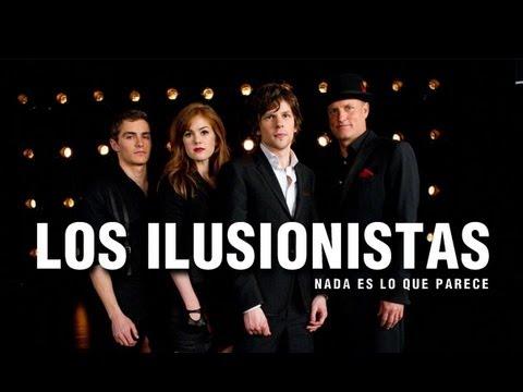 Los Ilusionistas - Nada es lo que parece