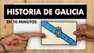Historia De Galicia En 10 Minutos