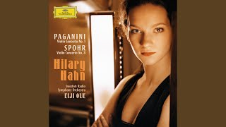 Spohr: Violin Concerto No.8 in A minor, Op.47 (Im Form einer Gesangsszene) - 1. Recitative -...