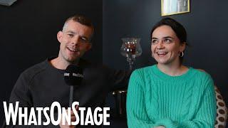 Russell Tovey and Hayley Squires | Pinter at the Pinter in the West End