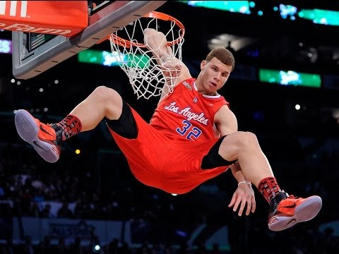 Blake Griffin's Top 10 Dunks Of His Career - 동영상